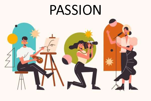 Lakukan karena passion